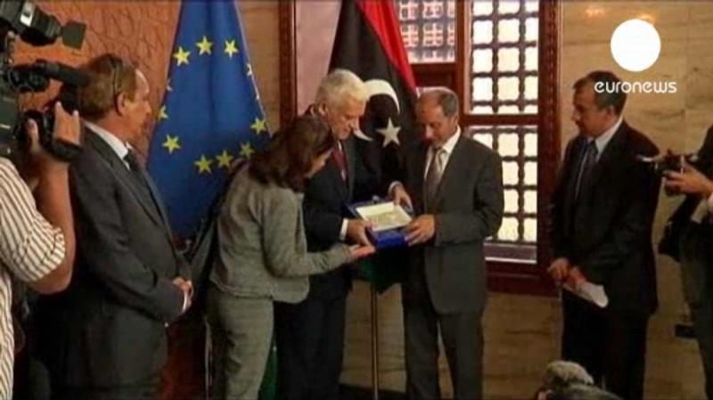 Europeen parlement gift present luxury luxe porcelain france paris marc de ladoucette