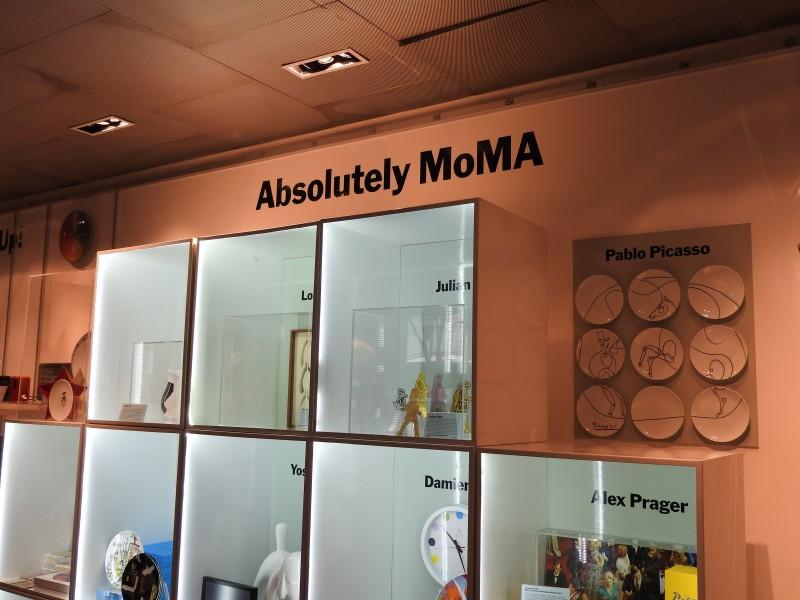 Moma design store new york picasso porcelain shop museum modern art marc de ladoucette