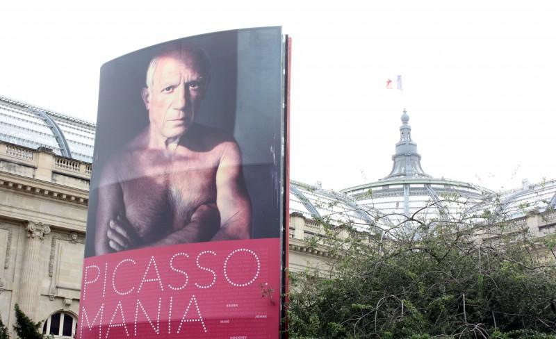 Picasso museum mania grand palais paris